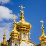 Petrodvorets Church — Stock Photo #1207549