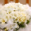 Wedding White Flowers — Stock Photo