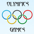 Stock Photo: Olympics Games