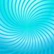 Twirl blue abstract — Image vectorielle
