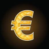 Euro Jewerly — Stock Vector