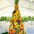 Stock Photo: Tropical fruits
