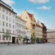 Stock Photo: Prague Street
