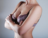 Breasts — Stock Photo