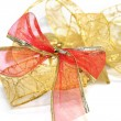 Stock Photo: Golden ribbon