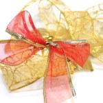 Golden ribbon — Stock Photo #1204642