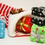 New-year gift — Stock Photo #1266313