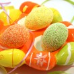 Easter eggs — Stock Photo #1343338