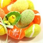 Easter eggs — Stock Photo #1343369