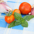 Collection vegetables — Stock Photo #1606913