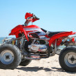 Quad bike — Stock Photo #2097072