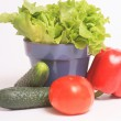 VEGETABLES, HEALTHY DIET — Stock Photo #2477403