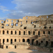 Stock Photo: Tunis - Colosseum
