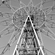 Royalty-Free Stock Photo: Big wheel or ferris wheel