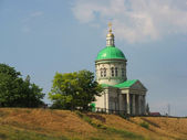 Surb-Hach monastery in Rostov-on-Don — Stock Photo