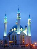 Mosque Kul Sharif in Kazan Kremlin, Russia — Stock Photo