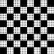 Checkered Weave — Stock Photo