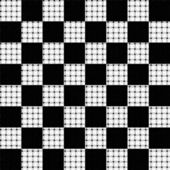 Checkered Weave — Stock Photo