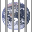 Royalty-Free Stock Photo: Jailed Earth