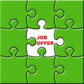 Job Offer — Stock Photo