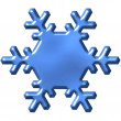 Snowflake — Stock Photo #1400168