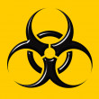 Stock Photo: Biohazard Symbol
