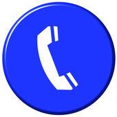 Telephone Button — Stock Photo