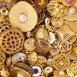 Stockfoto: Golden Buttons