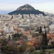 Lycabettus Hill — Stock Photo #1424193