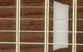 Electric guitar neck — Stock Photo