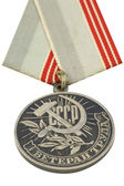 USSR Medal of Labour — Stock Photo