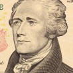 Alexander Hamilton — Stock Photo #1440338