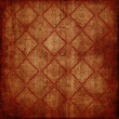 Shabby  rhombus pattern — Stock Photo