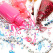 Stockfoto: Color nail polish