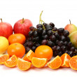 Stock Photo: Fresh fruit
