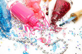 Color nail polish — Photo
