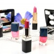 Decorative cosmetics — Stockfoto #1236222