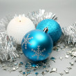 Decorative spheres — Stock Photo