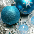 Decorative spheres — Stockfoto #1292974
