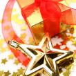 Royalty-Free Stock Photo: Gold star