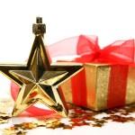 Gold star — Stock Photo