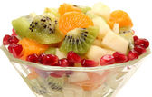 Salade van fruit — Stockfoto