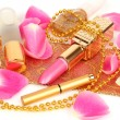 Foto de Stock  : Decorative cosmetics