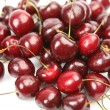 Stock Photo: Ripe cherry
