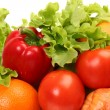 Ripe vegetables and fruit — Stock Photo #1335290