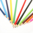 Color pencils — Foto Stock #1343053