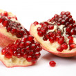 Ripe pomegranate — Stock Photo #1350320