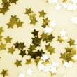 Stock Photo: Gold stars