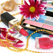 Foto Stock: Decorative cosmetics