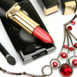 Decorative cosmetics — Stock Photo #1378344